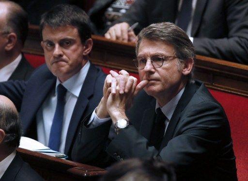 Présidentielle 2017 : Vincent Peillon et Manuel Valls présentent les grandes lignes de leurs programmes
