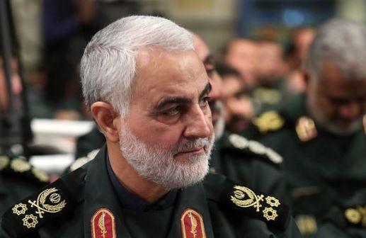 Le général Quassem Soleimani, le maître de guerre