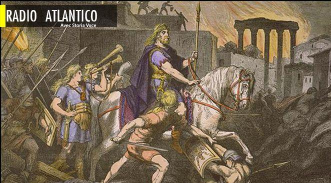 Vandales, Francs, Wisigoths... qui étaient vraiment nos ancêtres les barbares ?