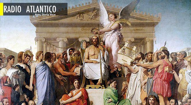 Comment Homère s'est inspiré comme l'un des pères de la Grèce antique et de notre civilisation