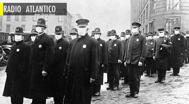 La grippe espagnole, ce fléau qui fit presque autant de morts que la Première guerre et la Seconde guerre mondiales réunies
