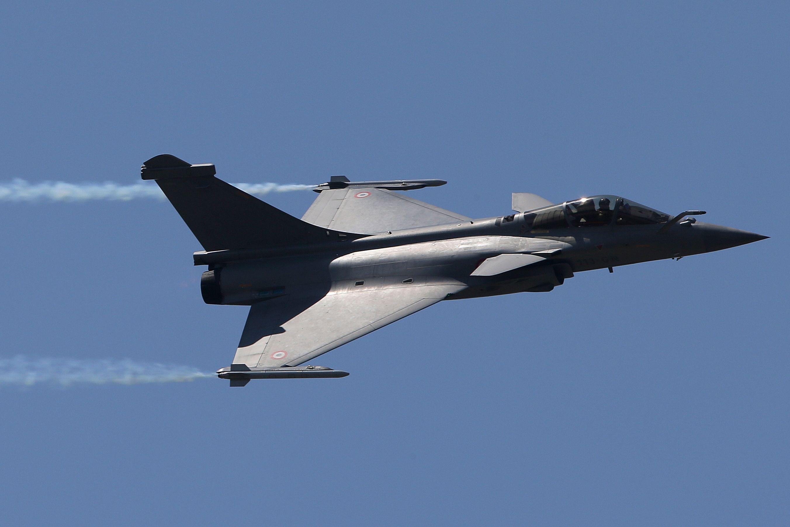 Rafale : l'Inde approuve l'achat de 36 avions