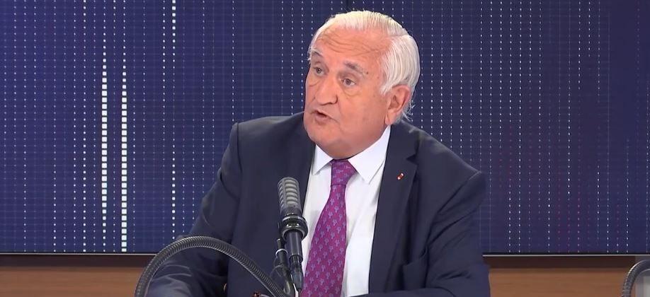 Raffarin France Info juin 2022