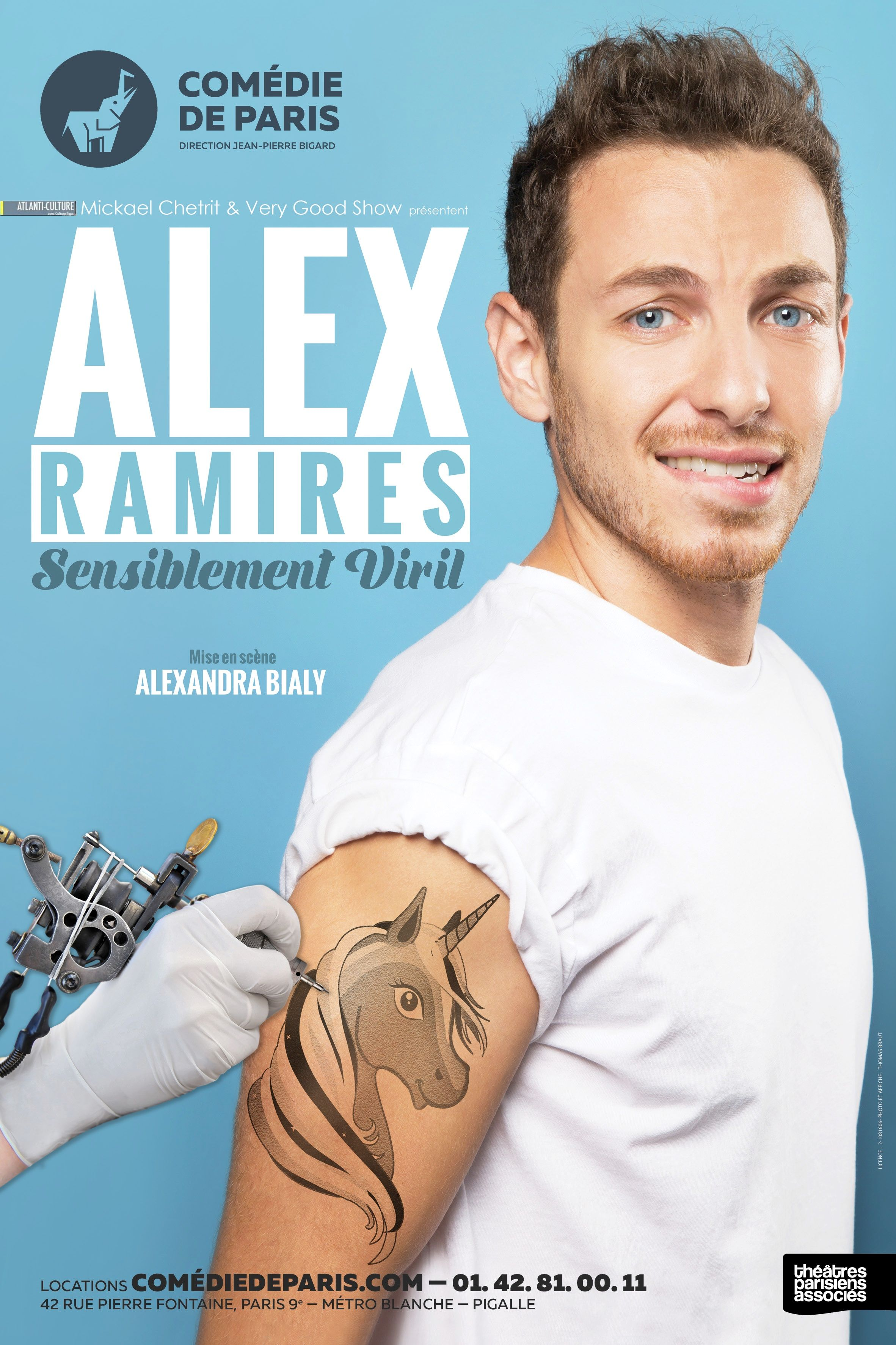 """Alex Ramires - """"Sensiblement Viril"""" : il est drôle, attachant, et n'a pas la grosse tête"""