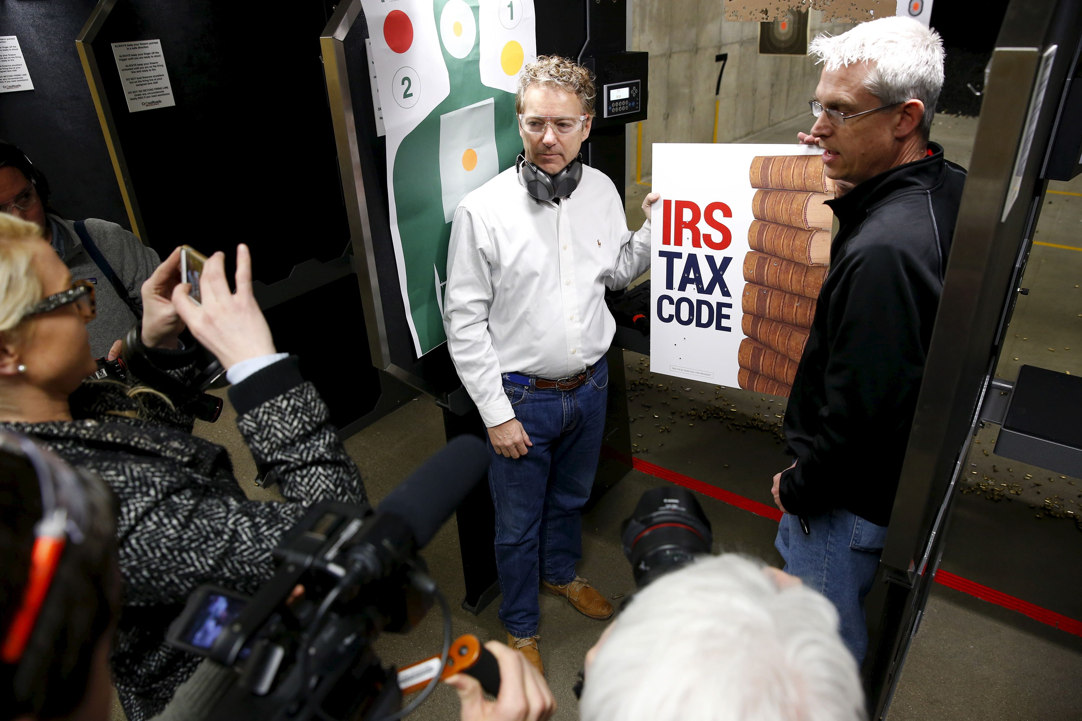Après le caucus dans l'Iowa, le sénateur américain Rand Paul s'est retiré de la primaire républicaine. Ce désistement a paradoxalement mis en lumière son principal axe de campagne : l'augmentation alarmante de la dette des États-Unis.