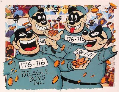 S'il y a des classes sociales dans le banditisme, celle des nantis est la plus profitable : plus d'argent, peines de prison plus courtes
