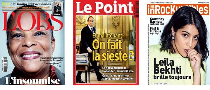 Sarko les miracles ; Hollande la sieste ; Taubira la diversité des divergences ; gare aux manipulateurs !