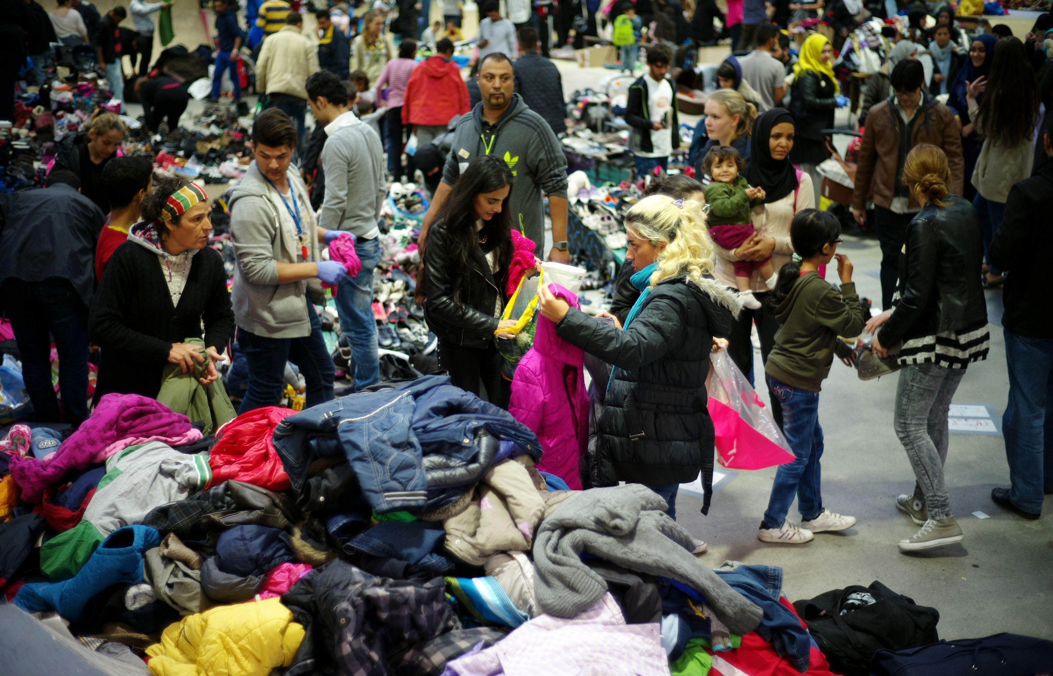 Migrants : 30 % des réfugiés se feraient passer pour des Syriens afin d'obtenir l'asile en Allemagne