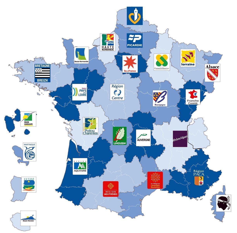 La carte des régions va évoluer avec cette réforme territoriale