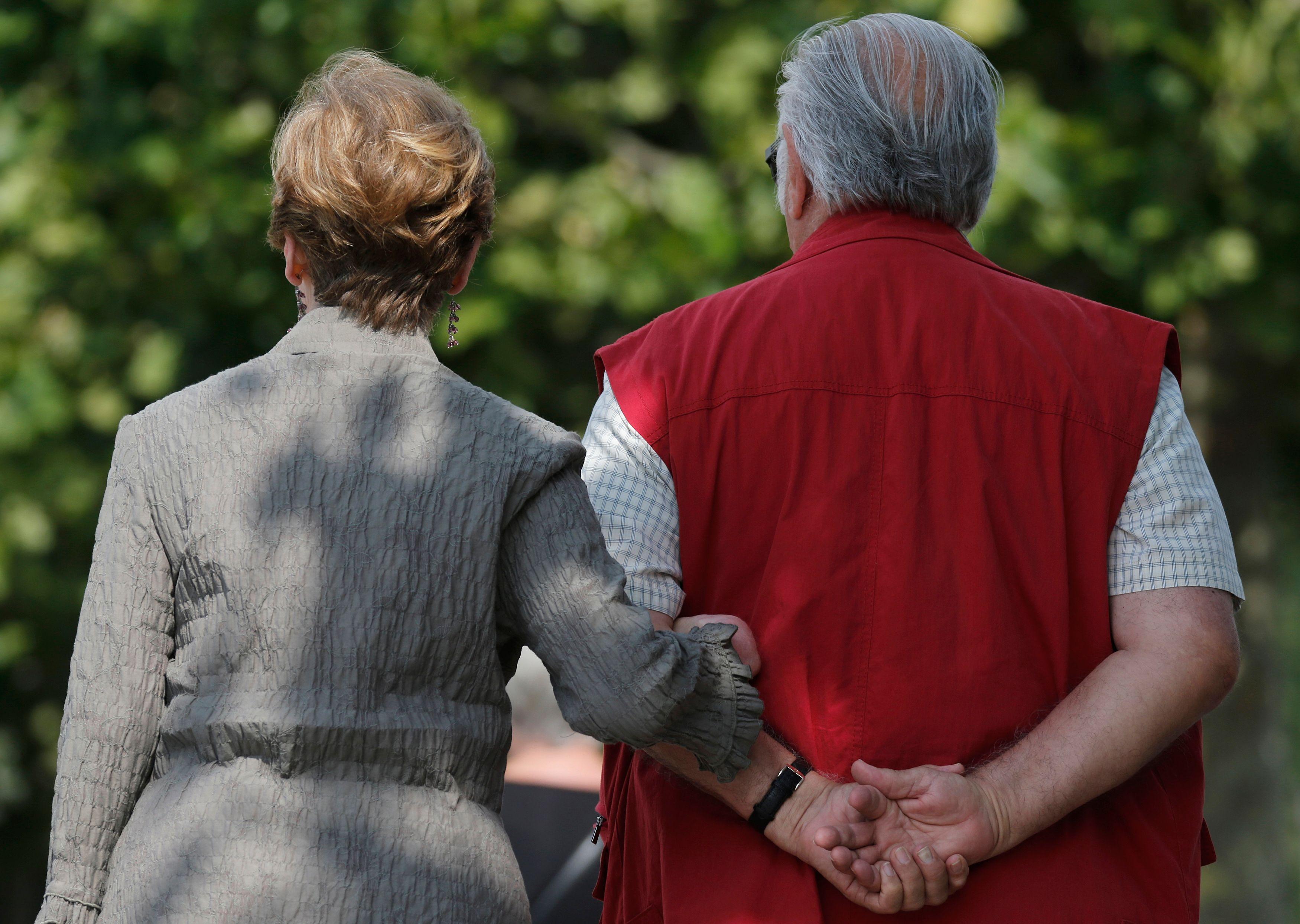De nombreux retraités quittent la France.