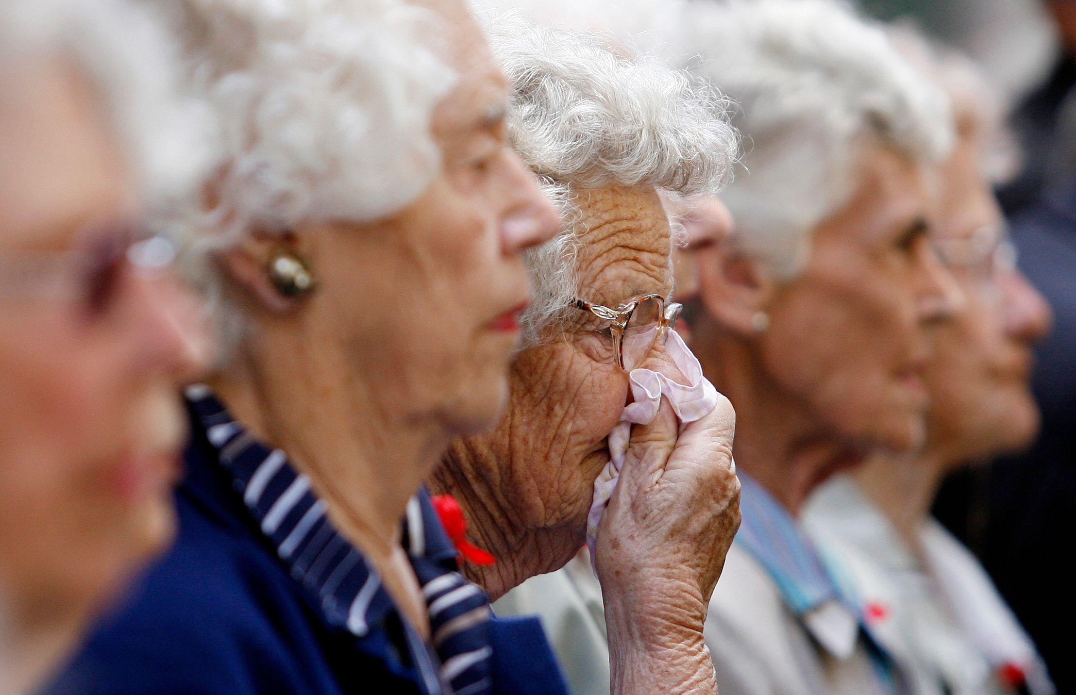 30% des plus de 85 ans sont dans des maisons de retraite médicalisées.