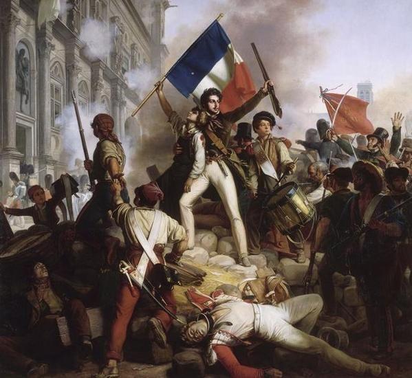 2017, l'Europe face au séisme d'une nouvelle Révolution française ?