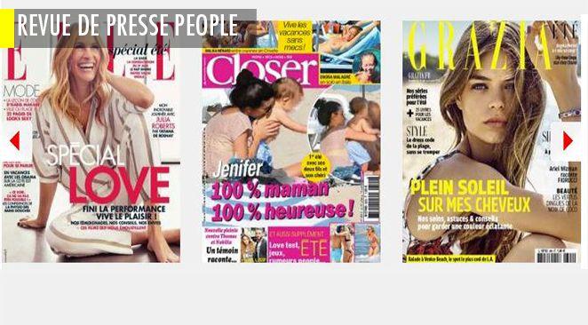 Mariage méli-mélo à Monaco : Albert sans Charlène (mais quand même avec), Charlotte avec Gad (mais pas vraiment?) ; George Clooney, c'est oui pour le bébé ; Rihanna, c'est bye bye Karim Benzema, hello Lewis Hamilton