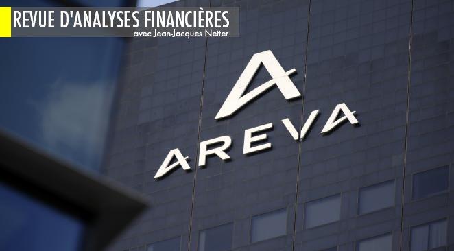 Areva, dans le nucléaire, dossier piloté depuis l'Elysée devait être un des grands succès industriels de l'Etat qui font la gloire de l'Etat stratège. Il va falloir remettre 5 Md€ dans la société après la très mauvaise gestion d'Anne Lauvergeon.