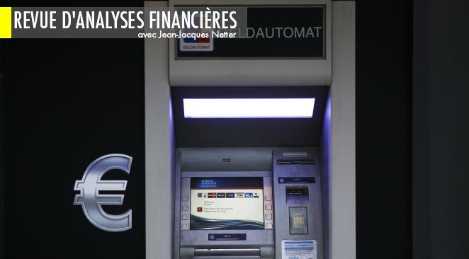 La chute de la Deutsche Bank de 9% dans la journée montre que  les investisseurs commencent à se poser des questions….