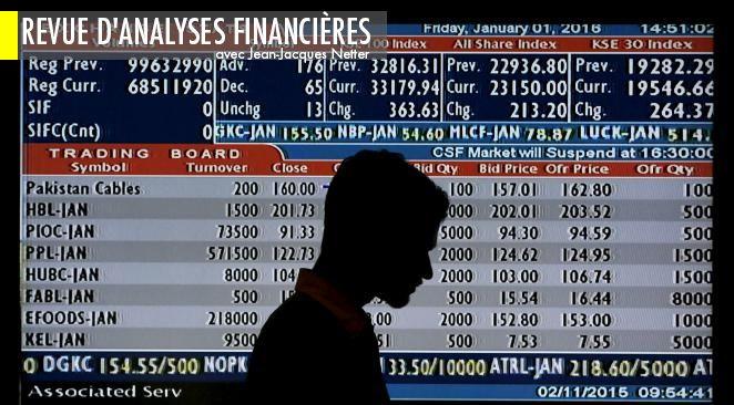 Pratiquement tous les investisseurs se demandent maintenant si la hausse des marchés qui a débuté en 2009 n'est pas finie