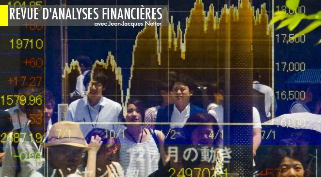 Les réserves de change de la Chine ont progressé de 10 Md$ en mars. Elles s'établissent désormais à 3200 Md€.