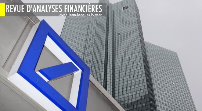 Depuis le début de l'année, les Cocos émis par la Deutsche Bank ont baissé de 17%.