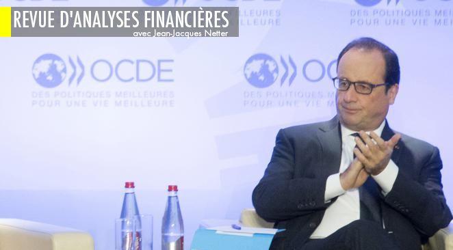 L'OCDE a jeté un froid sur l'économie mondiale en annonçant que la croissance ne décollera pas cette année, surtout en France.