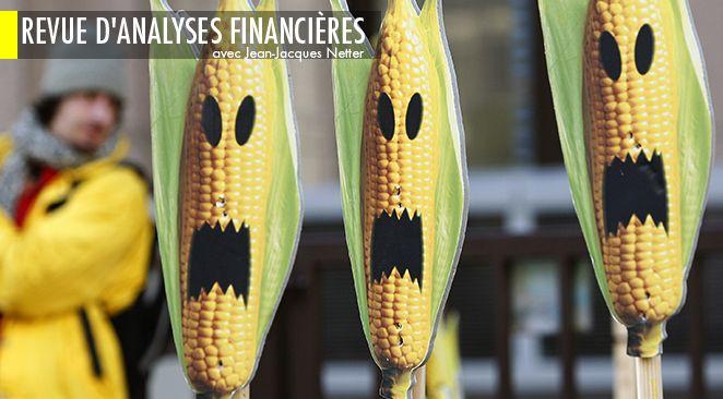 La lutte des écologistes contre les OGM a aboutit au résultat qu'ils ont été définitivement interdits en France.