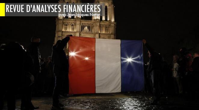 La France divisée entre ceux qui acceptent l'économie de marché, ceux qui sont protégés par l'Etat... Et les exclus