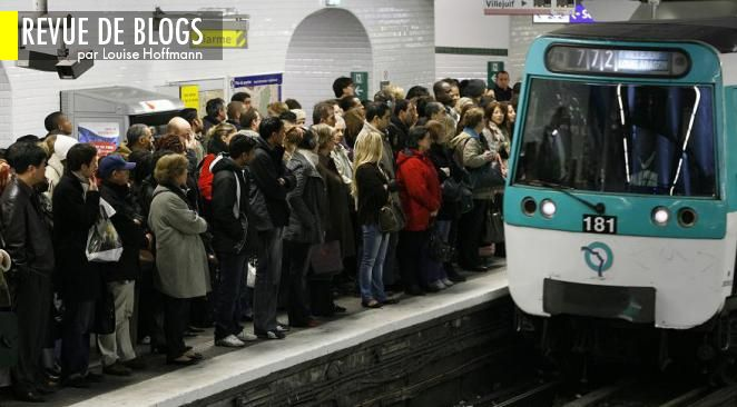 Un témoignage d'une jeune femme sur ses déboires dans le métro parisien fait débat sur la toile.