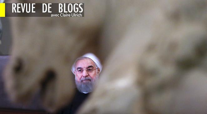 Les Iraniens s'amusent beaucoup des statues voilées de Rome