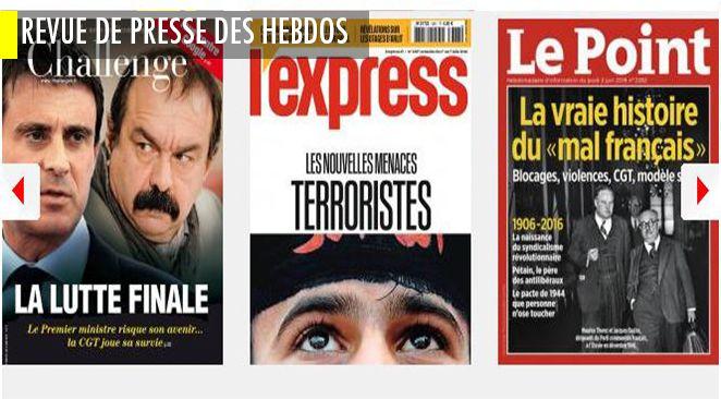 Les nouvelles menaces terroristes qui planent sur la France... Frédéric Lordon, dernière incarnation en date du mal français ; qui a bloqué les négociations pour la libération des otages français détenus au Niger?