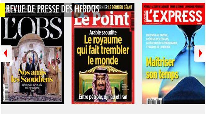 """Nos chers """"amis"""" saoudiens aux 10 milliards de commandes """"bidons"""" et aux financements terroristes """"tolérés"""" ; Jean-François Copé :  """"Le missile anti-Sarkozy"""" pas candidat... mais presque"""