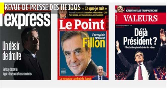 François Hollande lâché par ses ministres ; François  Fillon, faux calme et faux mou ; Emmanuel Macron contre la bien pensance ; Palantir, big brother moderne ?