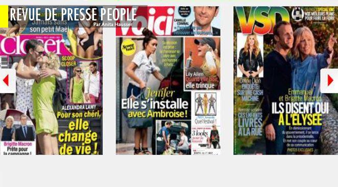 Alexandra Lamy rentre à Paris pour son chéri, Jenifer arrache (un peu) le sien à la Corse ; Johnny Depp prend Amber Heard à son propre piège sur les millions du divorce; Justin Bieber s'exhibe (encore) au Mexique ; Kate et Pippa M.: la guerre des bijoux