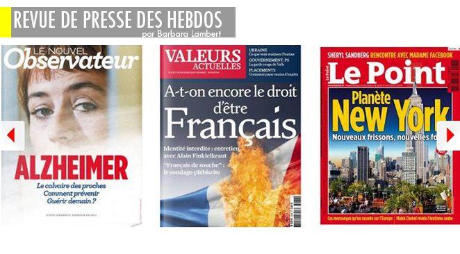 """Polémique """" Français de souche """" : Alain Finkielkraut répond dans """" Valeurs actuelles """", Immigration : pourquoi les Français la rejettent — et à qui en revient la faute"""