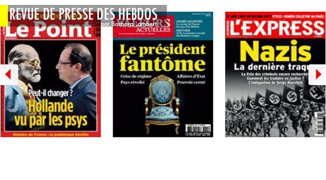 """Dissolution, scoop!: le scénario qui fait peur à Nicolas Sarkozy, Hollande peut-il changer? : l'avis de Boris Cyrulnik, """"Manifeste des 343 salauds"""": la réponse de Frédéric Beigbeder"""