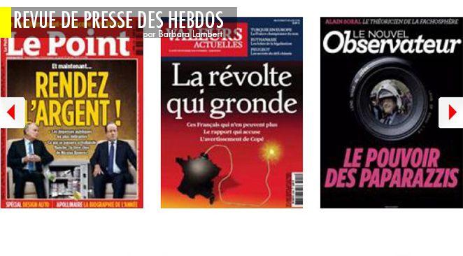 """""""Closergate"""": le président est-il en train de """"céder"""" — face à Valérie Trierweiler?, zizanie à l'UMP: face au pacte de responsabilité, la droite est-elle en train de basculer dans l'irréalisme?"""
