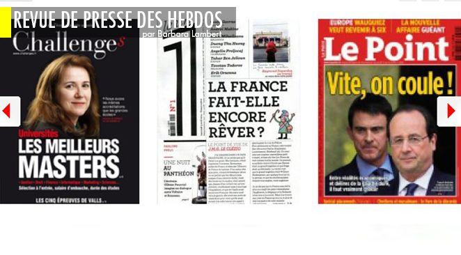 """Valls Premier ministre ou la mort du clivage droite-gauche, Européennes: le FN number 1, le PS number 4?, Identité française: les élites responsables de sa conception figée et """"fermée"""""""