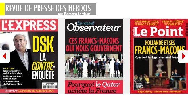 DSK, celui dont on parle le plus en 2011.