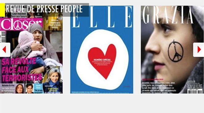 Jenifer, Smaïn, Louane, Nolwenn : l'émotion de ceux qui ont perdu un proche ; Diam's, le retour de la colère contre les tueurs ; Karim Benzema, le retour avec la mère de sa fille ; Claire Chazal, le retour à la télé