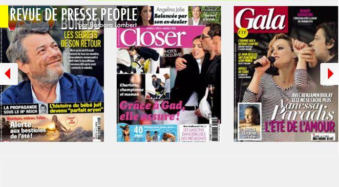 """Alexandra Lamy/Jean Dujardin réconciliés: mais pourquoi donc?, """"Closergate"""": révélations sur le scoop de l'année"""