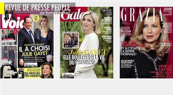 François, Val et Julie : les feux de l'amour, épisodes 3, 4, 5, 6… et le reste !
