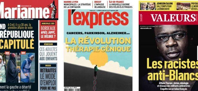 Macron s'inquiète de la rémunération de Delevoye, trop payé ?  Municipales, la droite immunisée contre LREM ? Les bombes humaines à retardement de l'Etat Islamique ; Thérapie génique, la recherche française asphyxiée ; Bayrou d'humeur colère