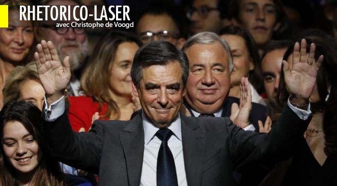 L'on avait déjà remarqué que F. Fillon était, à la différence d'Alain Juppé, un bon orateur. Mais, contrairement à son concurrent, il a longtemps été un débatteur très moyen, baissant trop vite la tête. Ce n'est plus le cas.