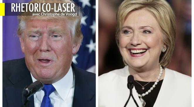 Hillary contre Donald ou la réponse de la bergère au berger. La guerre (pas très propre) ne fait que commencer