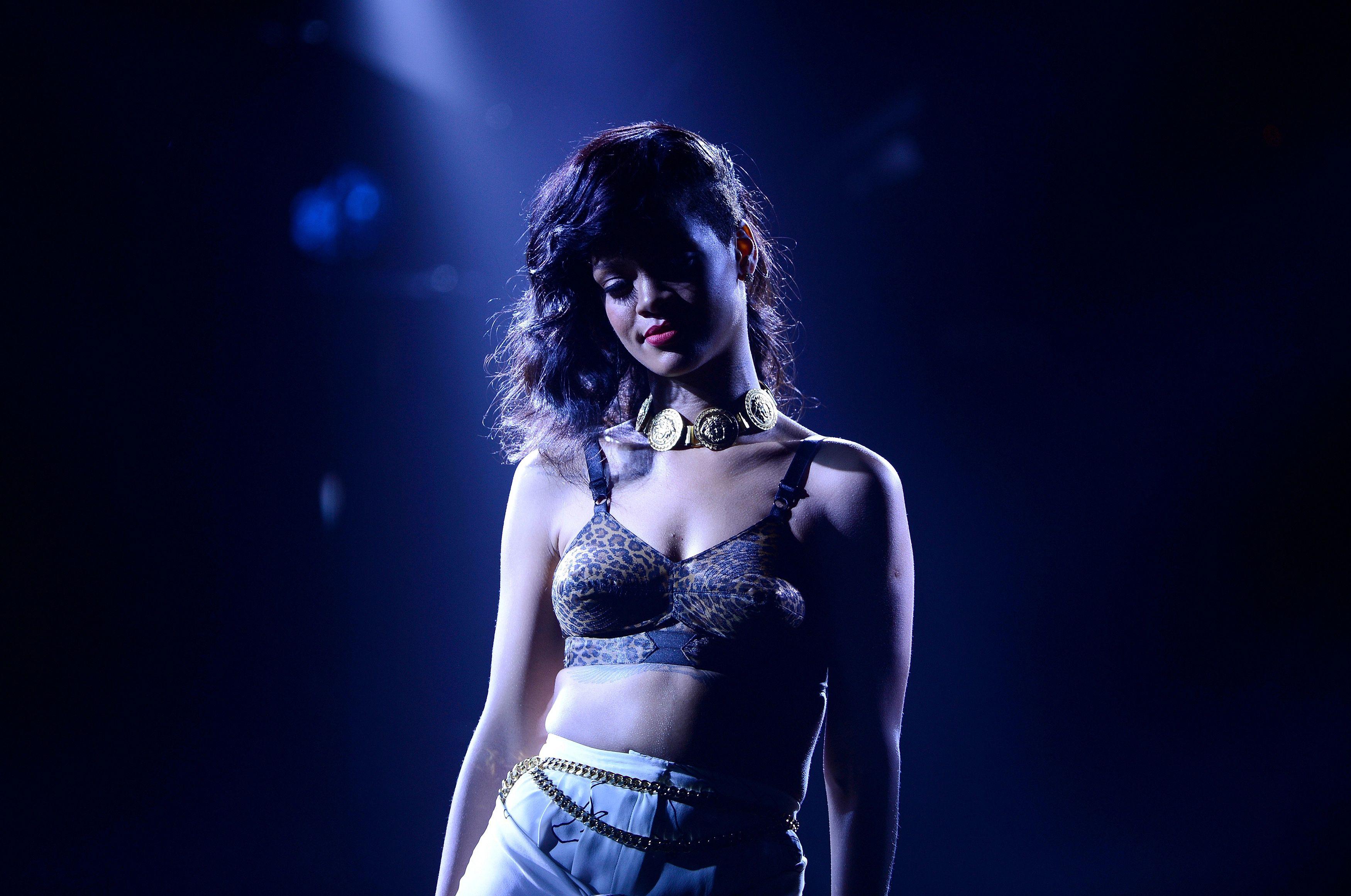 Rihanna fait encore parler d'elle