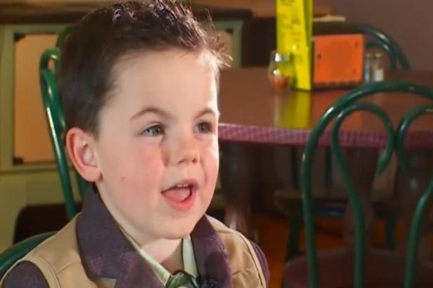 Il n'y a pas d'âge pour faire de la politique : le maire du petit village de Dorset (Minnesota) a seulement 4 ans.