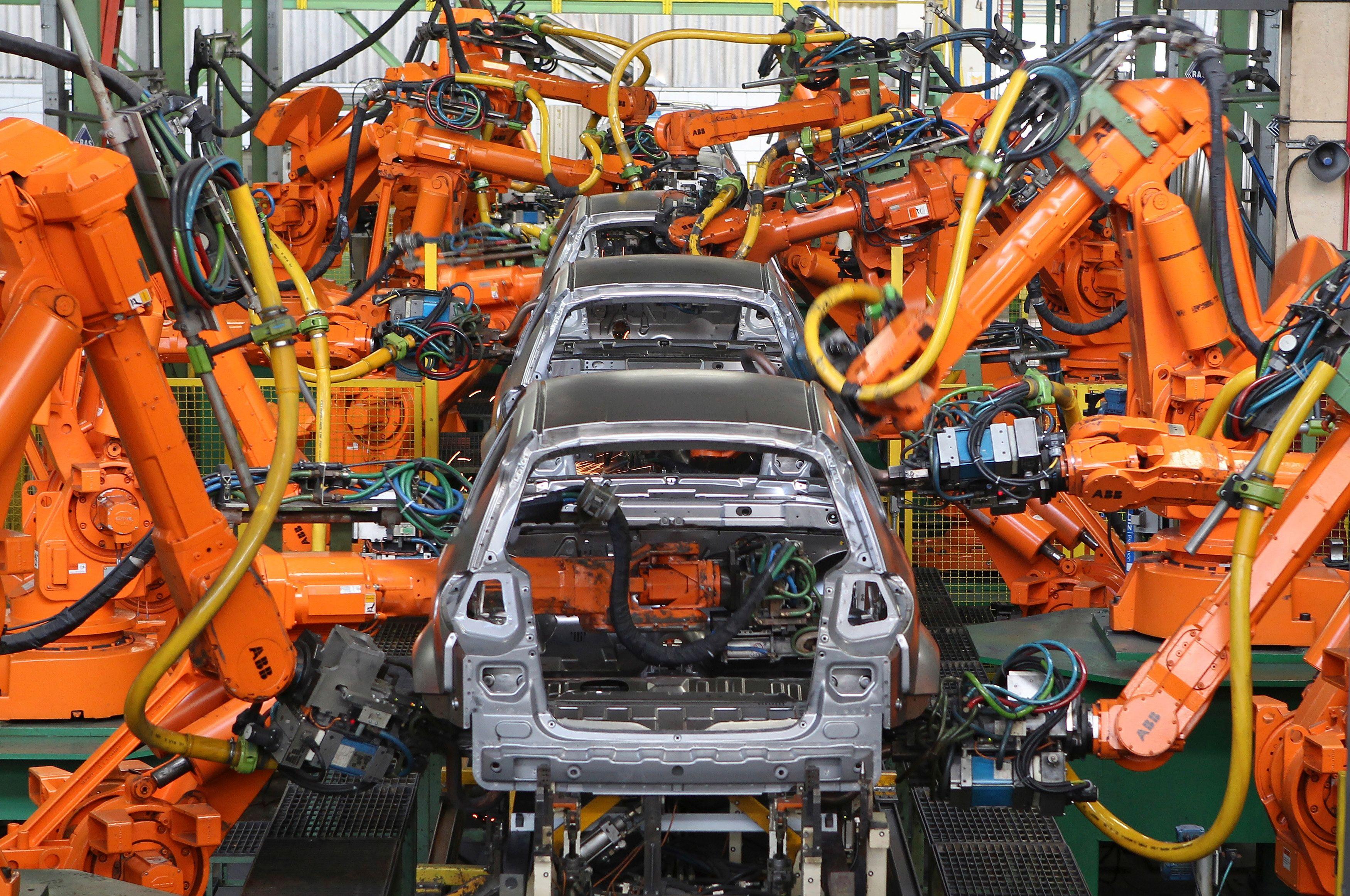 Pourquoi la nouvelle révolution industrielle pourrait laisser des millions de personnes sur le bord de la route