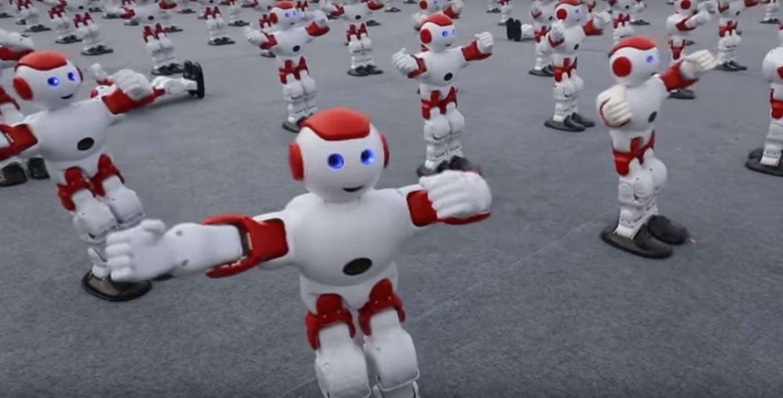 """Japon : en 2020, les robots aussi auront leurs """"Jeux olympiques"""""""