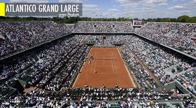 Plongée dans les coulisses de Roland Garros.