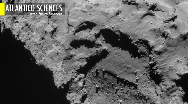 Rosetta : sa toute dernière image de Tchouri avant le crash ; Grand final de Cassini : les premières données