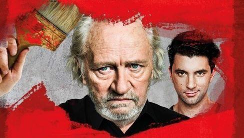 """""""Rouge"""" de John Logan, mise en scène par Jérémie Lippmann : Ceci n'est pas un texte"""