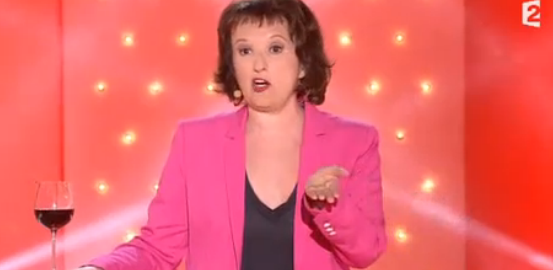 Anne Roumanoff imite Taubira : l'humoriste a eu la ministre au téléphone